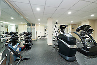 Gym at 350 West 53rd Street
