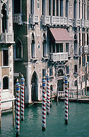 Palazzo Barbaro on the Grand Canal, Venice.
