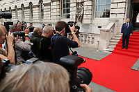 Former US Vice President Al Gore arrives for the premiere of &quot;An Inconvenient Sequel Truth To Power&quot; at Somerset House, London, UK. 10 August  2017<br /> Picture: Steve Vas/Featureflash/SilverHub 0208 004 5359 sales@silverhubmedia.com