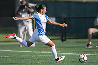 Allston, MA - Saturday August 19, 2017: Marta Vieira Da Silva during a regular season National Women's Soccer League (NWSL) match between the Boston Breakers and the Orlando Pride at Jordan Field.