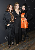 09 January 2019 - Hollywood, California - Aubrey Peeples, Sarah Dugdale, Morgan Taylor Campbell. Lifetime Winter Movies Mixer held at The Andaz, Studio 4. Photo Credit: Birdie Thompson/AdMedia