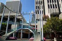 Embarcadaro Center, downtown San Francisco, California