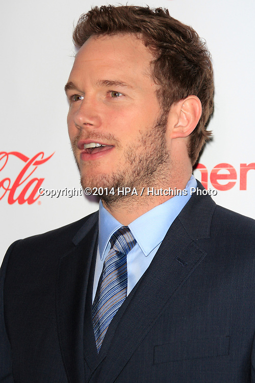 LOS ANGELES - MAR 27:  Chris Pratt at the  CinemaCon 2014 Awards Gala at Caesars Palace on March 27, 2014 in Las Vegas, NV