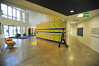 CLOROX Patent wall at the company campus in Pleasanton CA, Friday January 20, 2014.
