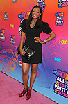 SANTA MONICA, CA. - August 02: Aisha Tyler arrives at the FOX 2010 Summer TCA All-Star Party at Pacific Park - Santa Monica Pier on August 2, 2010 in Santa Monica, California.