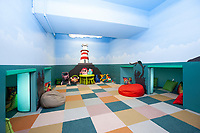Playroom at 212 East 47th Street
