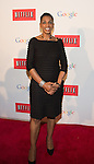 WASHINGTON, DC - MAY 2: U.S. Representative Donna Edwards attending the Google and Netflix party to celebrate White House Correspondents' Dinner on May 2, 2014 in Washington, DC. Photo Credit: Morris Melvin / Retna Ltd.