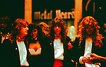 MEGADETH - David Ellefson, Jeff Young, Dave Mustaine