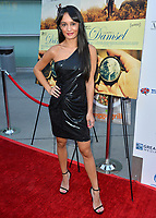 """Alexis Joy at the premiere for """"Damsel"""" at the Arclight Hollywood, Los Angeles, USA 13 June 2018<br /> Picture: Paul Smith/Featureflash/SilverHub 0208 004 5359 sales@silverhubmedia.com"""
