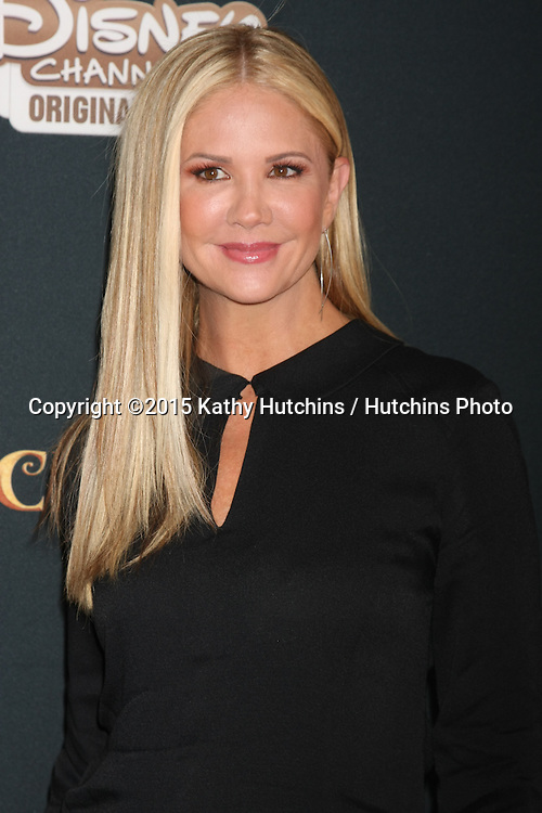 "LOS ANGELES - JUL 24:  Nancy O'Dell at the ""Descendants"" Premiere Screening at the Walt Disney Studios on July 24, 2015 in Burbank, CA"