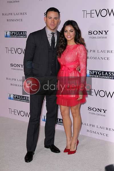 Channing Tatum, Jenna Dewan<br />