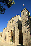 Israel, Jerusalem Old City, Saint Anne Church, a 12th-century Crusader church, erected at the birthplace of Anne (Hannah), mother of Mary