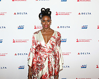 LOS ANGELES - JAN 24:  Condola Rashad at the 2020 Muiscares at the Los Angeles Convention Center on January 24, 2020 in Los Angeles, CA
