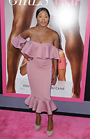 www.acepixs.com<br /> <br /> July 13 2017, LA<br /> <br /> Golden Brooks arriving at the premiere of Universal Pictures' 'Girls Trip' at the Regal LA Live Stadium 14 on July 13, 2017 in Los Angeles, California.<br /> <br /> <br /> By Line: Peter West/ACE Pictures<br /> <br /> <br /> ACE Pictures Inc<br /> Tel: 6467670430<br /> Email: info@acepixs.com<br /> www.acepixs.com