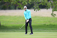 Tom Murray (ENG) on the 18th during Round 1 of the Bridgestone Challenge 2017 at the Luton Hoo Hotel Golf &amp; Spa, Luton, Bedfordshire, England. 07/09/2017<br /> Picture: Golffile | Thos Caffrey<br /> <br /> <br /> All photo usage must carry mandatory copyright credit     (&copy; Golffile | Thos Caffrey)