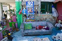 02.2012 Isla Mujeres (Mexico)<br /> <br /> Terrasse.<br /> <br /> Terrace.