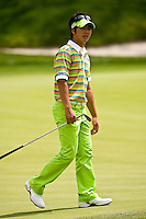 March 27, 2009, Arnold Palmer Invitational * Second Round*.    Ryo Ishikawa, 17 year old golfer from Japan walks up to the 8th green during second round play  at Bay Hill Golf Club in Orlando, Florida...