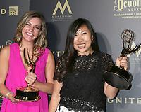 LOS ANGELES - APR 28:  Creative Daytime Emmy Winner at the 44th Creative Daytime Emmy Awards at the Pasadena Civic Auditorium on April 28, 2017 in Pasadena, CA