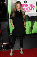 """LOS ANGELES, CA - FEBRUARY 04: Ellen K at the Los Angeles Premiere Of The Weinstein Company's """"Vampire Academy"""" held at Regal Cinemas L.A. Live on February 4, 2014 in Los Angeles, California. (Photo by Xavier Collin/Celebrity Monitor)"""