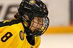 07.01.2020, BLZ Arena, Füssen / Fuessen, GER, IIHF Ice Hockey U18 Women's World Championship DIV I Group A, <br /> Deutschland (GER) vs Frankreich (FRA), <br /> im Bild Ronja Hark (GER, #8)<br /> <br /> Foto © nordphoto / Hafner