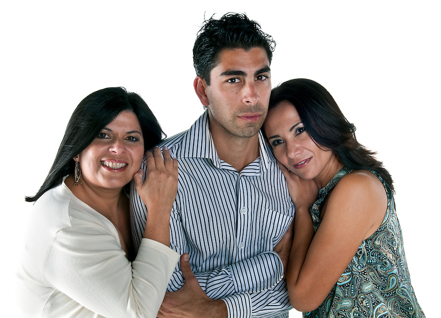 Mature womans falling in love with young latin man.