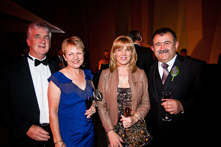 2010 Premiers Food Awards Dinner.