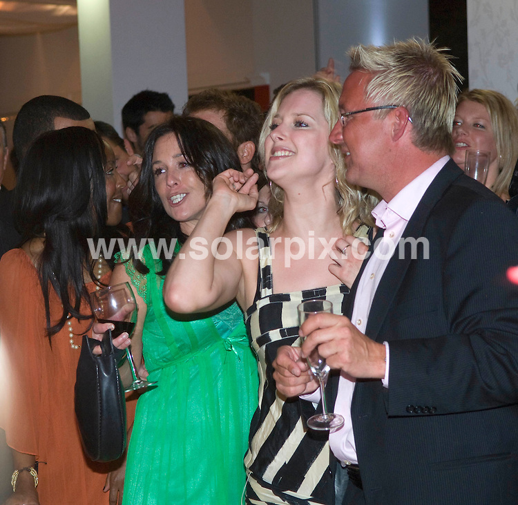 **ALL ROUND PICTURES FROM SOLARPIX.COM**.**WORLDWIDE SYNDICATION RIGHTS**.Celebrity Chef Jean-Christophe Novelli opened his new restaurant this weekend in Marbella, Spain. 25 April 2009..This pic: Gemma Bissex..JOB REF: 8899 JGS        DATE: 25_04_2009.**MUST CREDIT SOLARPIX.COM OR DOUBLE FEE WILL BE CHARGED**.**ONLINE USAGE FEE GBP 50.00 PER PICTURE - NOTIFICATION OF USAGE TO PHOTO @ SOLARPIX.COM**.**CALL SOLARPIX : +34 952 811 768 or LOW RATE FROM UK 0844 617 7637**