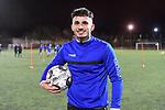 Eduard Mahmuti U19 SV Waldhof Mannheim 04.02.2020