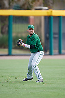 Dartmouth Big Green Ubaldo Lopez (26) during practice before a game against the USF Bulls on March 17, 2019 at USF Baseball Stadium in Tampa, Florida.  USF defeated Dartmouth 4-1.  (Mike Janes/Four Seam Images)