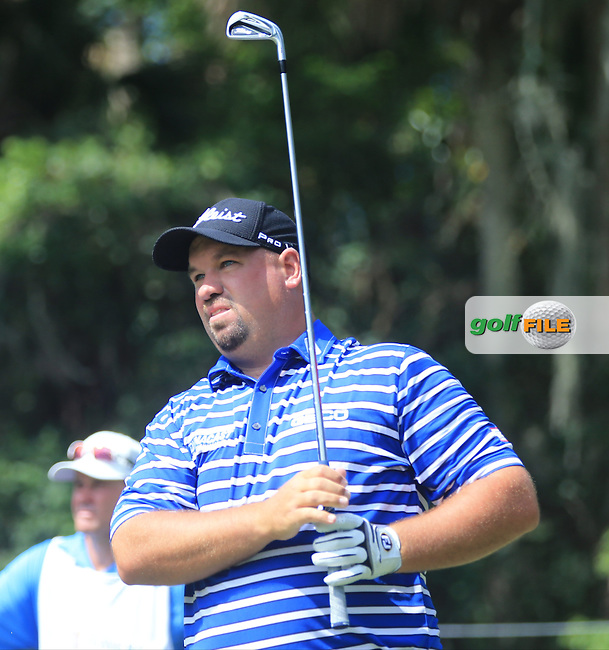 Brendon De Jonge (ZIM)  during the Second Round of The Players, TPC Sawgrass, Ponte Vedra Beach, Jacksonville.   Florida, USA. 13/05/2016.<br /> Picture: Golffile | Mark Davison<br /> <br /> <br /> All photo usage must carry mandatory copyright credit (&copy; Golffile | Mark Davison)