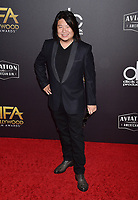 BEVERLY HILLS, CA - NOVEMBER 04: Kevin Kwan  arrives at the 22nd Annual Hollywood Film Awards at the Beverly Hilton Hotel on November 4, 2018 in Beverly Hills, California.<br /> CAP/ROT/TM<br /> &copy;TM/ROT/Capital Pictures