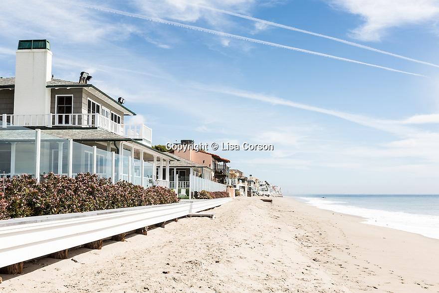 Carbon Beach. Malibu, California.