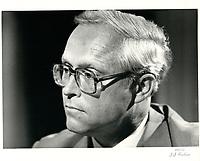 Benjamin Civiletti<br /> <br /> , 1980<br /> <br /> PHOTO :  Agence Quebec Presse