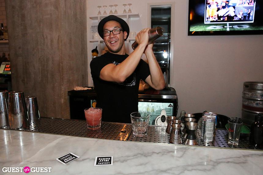 Ludlows Jelly Shots Cocktail Crawl DTLA