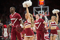 NWA Democrat-Gazette/BEN GOFF @NWABENGOFF<br /> Arkansas vs Fresno State basketball Friday, Nov. 17, 2017, at Bud Walton Arena in Fayetteville.