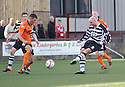 Trialist Joe Savage scores Shire's third goal  ...