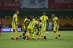 Independiente Medellín venció 2-4 a Atlético Bucaramanga. Fecha 17 Liga Águila I-2018.