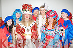 In rehearsals for the Panto Old King Cole in the CYMS last Monday evening was l-r: Maura Moriarty, Hazel Devane, Ger O'Connor, Geraldine O'Sullivan, Catherine McGrath, Declan Mangan and Tricia Begley