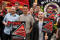 Aug 2011 BBC Mailbox Strike