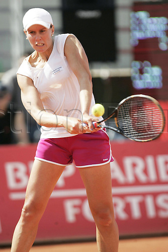 21 05 2010 Tennis Warsaw Open, 2010 WTA Tour, Greta Arn Hun