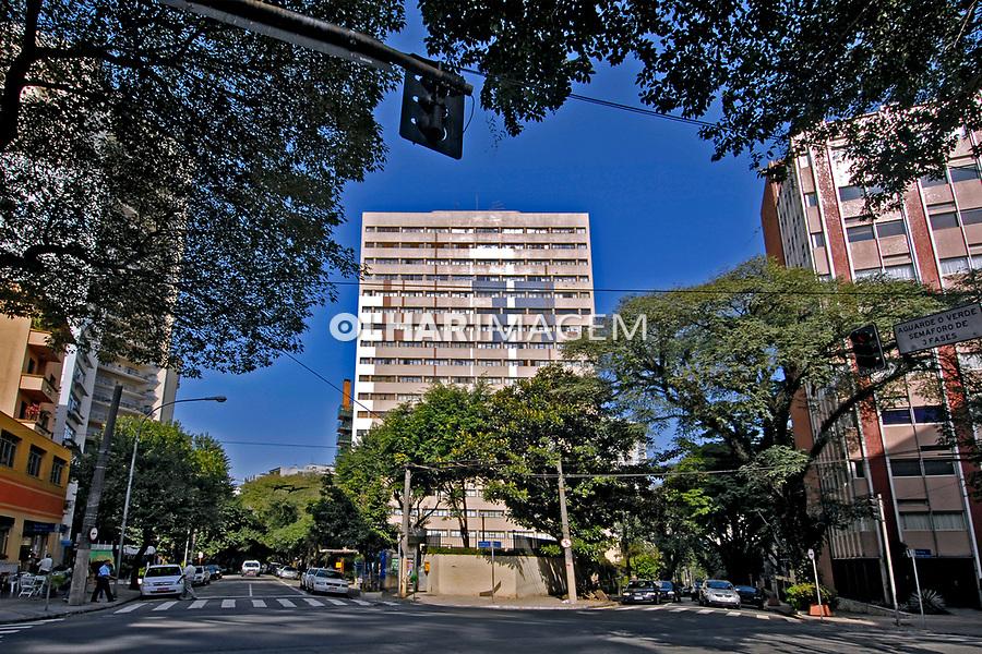 Rua Maranhão e Rua Bahia em São Paulo. 2007. Foto de Juca Martins.