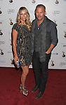 WEST HOLLYWOOD, CA - SEPTEMBER 21: Kevin Costner and Christine Baumgartner attend the 64th Primetime Emmy Awards Performers Nominee reception held at Spectra by Wolfgang Puck at the Pacific Design Center on September 21, 2012 in West Hollywood, California.