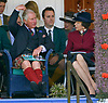 02.09.2017; Braemar, Scotland: PRINCE CHARLES AND PRINCESS ANNE <br />