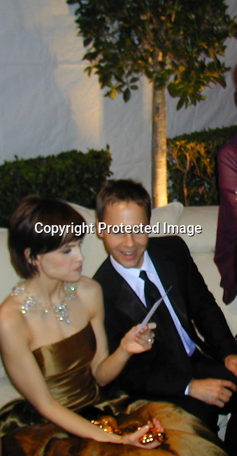 Hillary Swank &amp;  Chad Lowe<br />
