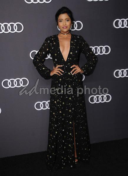 13 September  2017 - Hollywood, California - Tiya Sircar. Audi Celebrates the 69th Emmys held at The Highlight Room in Hollywood. Photo Credit: Birdie Thompson/AdMedia