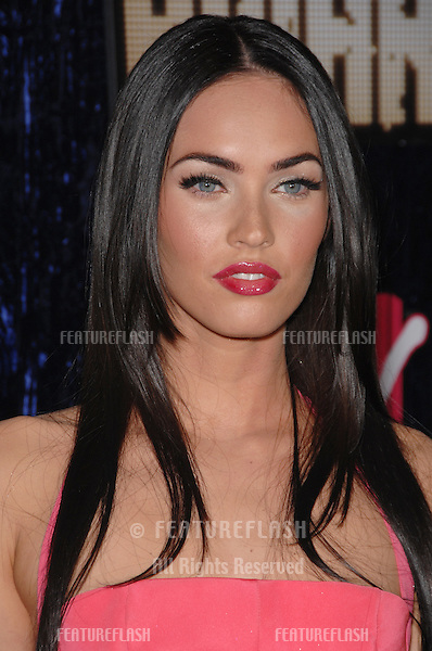 Megan Fox at the 2007 MTV Video Music Awards at the Palms resort & Casino, Las Vegas..September 9, 2007 Las Vegas, NV.Picture: Paul Smith / Featureflash
