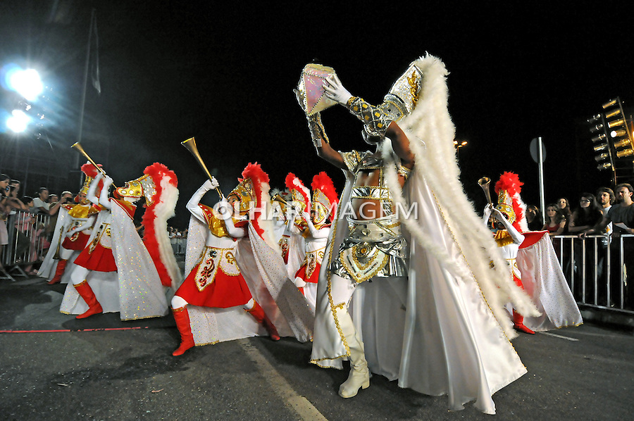 Festa de carnaval em Curitiba. Paraná. 2008. Foto de Zig Koch.
