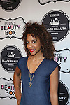 Shake Your Beauty's Tia Williams attends the 2016 ESSENCE Best in Black Beauty Awards Carnival