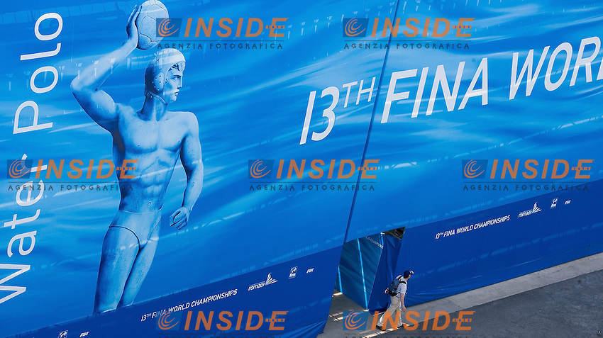 Roma 31st July 2009 - 13th Fina World Championships .From 17th to 2nd August 2009.VILLAGE ROMA 09.Roma2009.com/InsideFoto/SeaSee.com