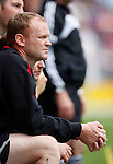 Wrexham manager Brian Carey
